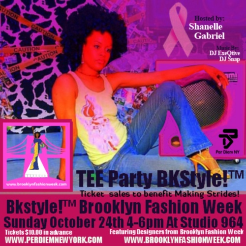 Brooklyn Fashion Week Ad...